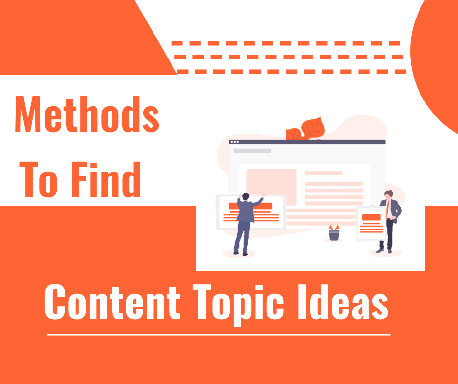 Content Topic Ideas